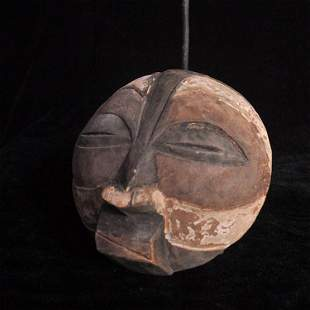 African indigenous tribes carved wooden masks (162)