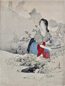Toshimine: Beauty by a Stream