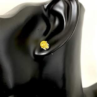 Phenomenal Amber Earrings