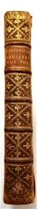 1723 Fine Binding Historical Register America