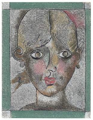 Franco Gentilini original lithograph