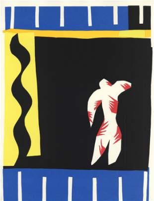 "Henri Matisse ""The Clown"" from Jazz"