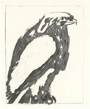 "Pablo Picasso ""L'Aigle"" The Eagle   Buffon"