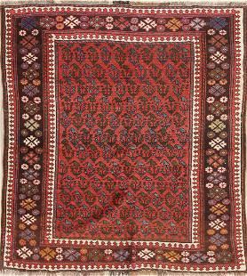 Vegetable Dye Antique Bakhtiari Saman Persian Handmade