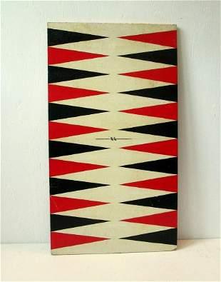 Colorful Backgammon Gameboard