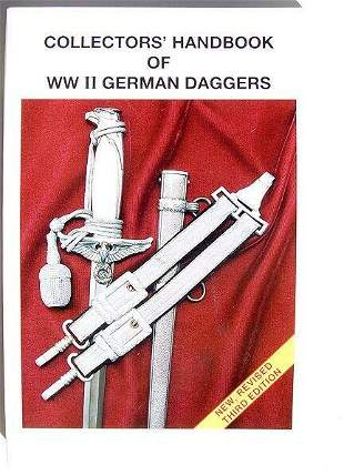 COLLECTORS REFERENCE HANDBOOK on GERMAN WWII WW2