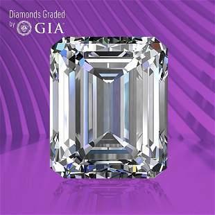 1.00 ct, Color G/VVS2, Emerald cut GIA Graded Diamond