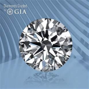 2.01 ct, Color F/VS1, Round cut GIA Graded Diamond