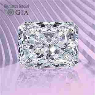 1.50 ct, Color H/VVS1, Radiant cut GIA Graded Diamond