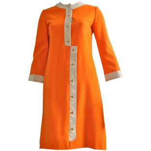 Eaton Mod Dress Made in France, 1960s