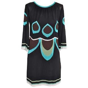 M.Missoni Wool Blend Dress 42 Itl