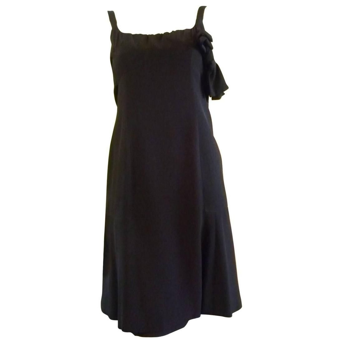 Very Special 1950s Jacques Heim Attributed Black
