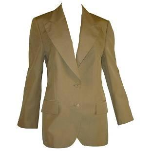 Gucci All Silk Jacket, 2000s