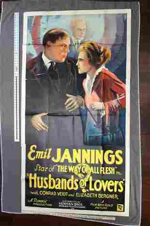 Husbands or Lovers - Emil Jannings Silent Film (1924) 3
