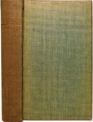 1935 Complete Works of John M. Synge