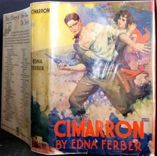 1930 Edna Ferber Signed