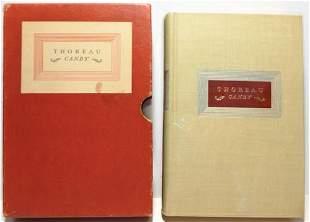 1939 'Thoreau' Signed Limited Edition