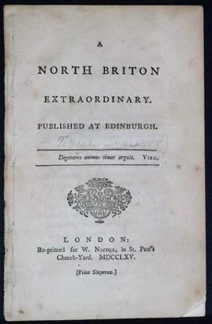 1765 Tobias Smollett 2nd Edition