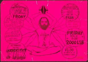 Folk Rock Mantra Poster
