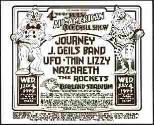 All-American Rock & Roll Show poster