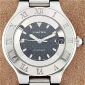 Cartier - Autoscaph 21 - 2427 - Men - 2011-present