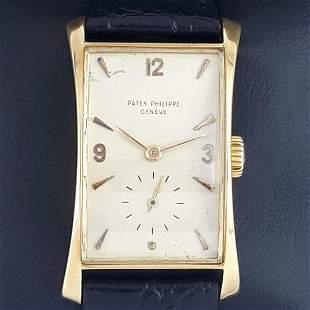 Patek Philippe - Vintage Hour Glass - Ref: 1593 - Men -