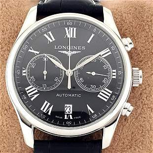 Longines - Master Collection Chronograph - Ref: