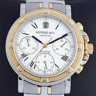 Raymond Weil - Parsifial Chronograph - Ref: 7230 - Men