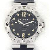 Bulgari - Diagona - Ref: SD 38 S - Men - 2011-present