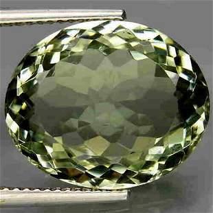 Natural Green Amethyst-13,63 ct 1,2
