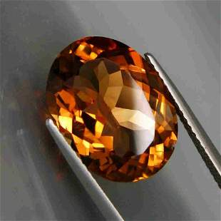 natural imperial topaz-9,86 ct 1,2