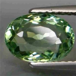 natural green blue tourmaline-2,10 ct 1,2