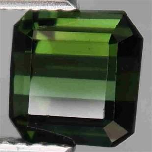 natural green tourmaline-2,15 ct 1,2