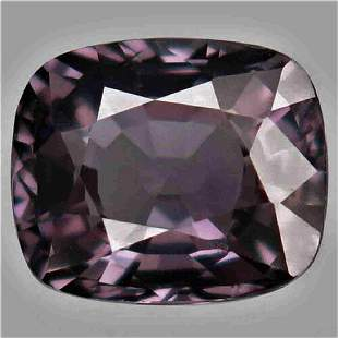 natural pink purple spinel-2,02 ct