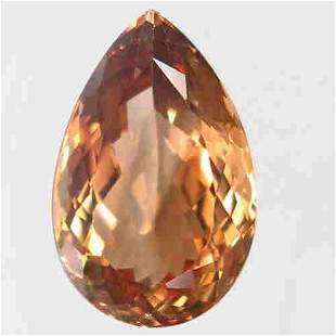 natural top imperial topaz-16,93 ct 1,2