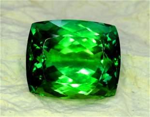 Green Spodumene Kunzite Gemstone From Afghansitan - 335