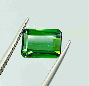 Green Tourmaline - 2.35 ct