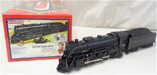 Williams O scale 2-8-4 Berkshire #726, with Seuthe