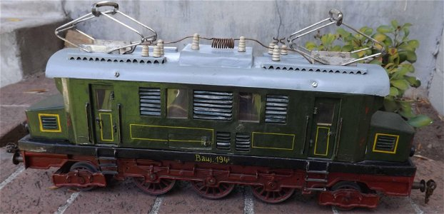 1-C-1 electric locomotive,gauge 1 , Made in Germany in