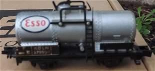 TT gauge train car, Made in Germany, c10 ,.