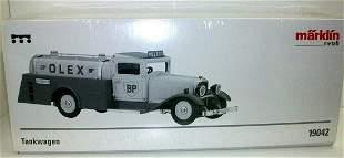 "Marklin ""Olex"" Oil Tanker Truck #19042,windup with"
