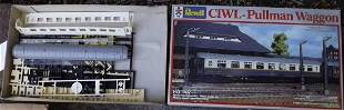 Revell CIWL (Compagnie Internationale des Wagons Lits)