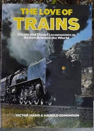 World locomotive book.