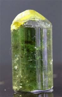 19.95 Carats Stunning Terminated And Undamaged Green