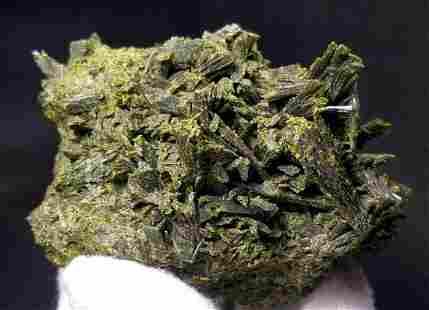 442 Grams Undamaged Natural Epidote Tree Specimen -