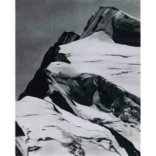 ANSEL ADAMS - Mount Resplendent, Jasper Nat'l Park
