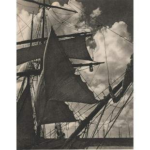 QUINTO ALBICOCCO - Sails against the Clouds