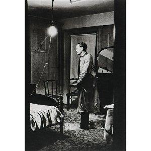 DIANE ARBUS - Backwards Man, New York 1961