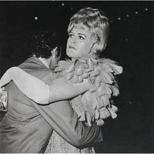 DIANE ARBUS - Two men dancing at a drag ball, NYC