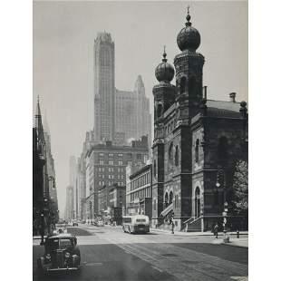 MARIO BUCOVICH - Lexington Avenue Synagogue
